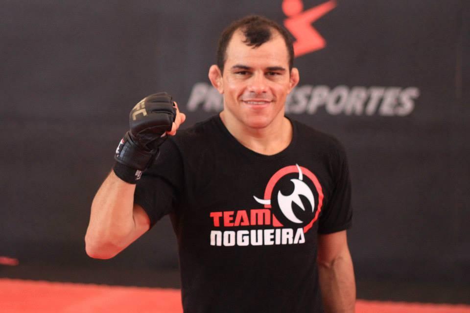 Sem Chance parte em busca de seu 3° cinturão definitivo. Foto: Team Nogueira/Divulgação