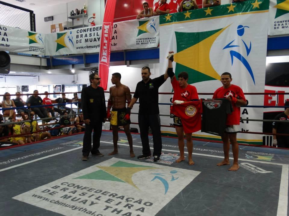 Os dois cearenses conquistaram a vaga na final na qualificatória realizada em setembro. Foto: CBMT/Divulgação