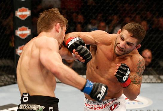 Chad Mendes faz revanche contra Aldo no dia 25 de outubro | FOTO: UFC/Divulgação