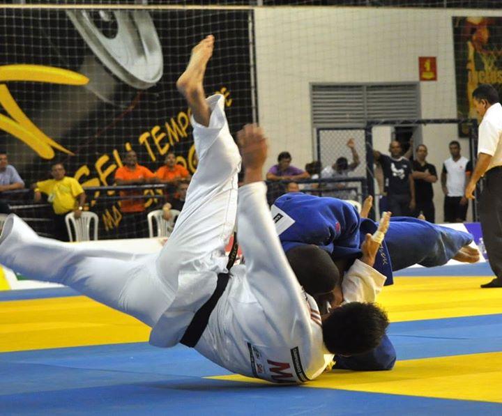 Competição reuniu grandes feras do judô brasileiro. Foto: CBJ/Divulgação