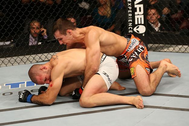 Rory MacDonald dominou belga | Foto: UFC/Divulgação