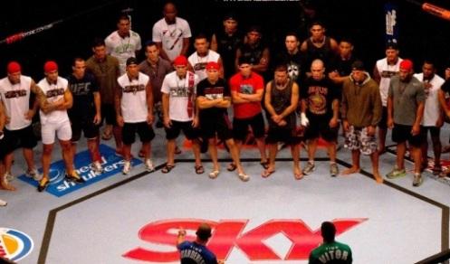 Ao todo, serão 32 vagas, sendo 16 em cada categoria. Foto: UFC/Divulgação