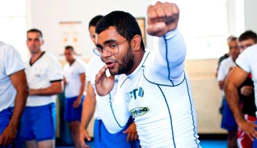 Wolverine estará em Fortaleza no dia 6. Foto: UFC/Divulgação
