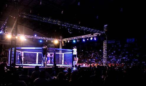Limo Fight já realizou 13 edições, todas em Limoeiro do Norte. Foto: Limo Fight/Divulgação