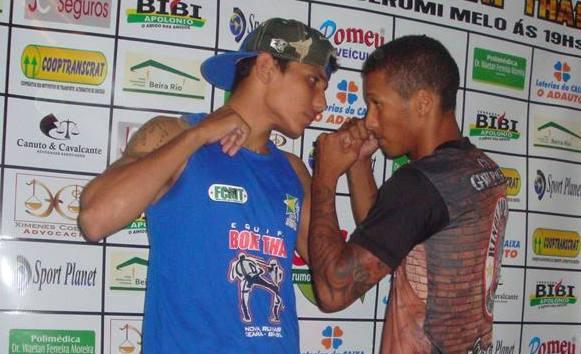 O evento contará com um total de 10 lutas. Foto: Divulgação