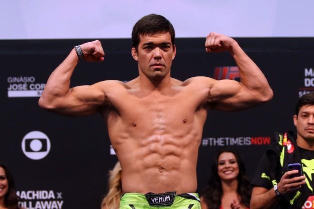 Lyoto quer voltar a nocautear | Foto: Divulgação Gaspar Nobrega - Inovafoto/UFC