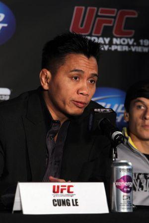 Cung Le é um dos atletas envovidos em ação contra UFC | Foto: UFC/Divulgação