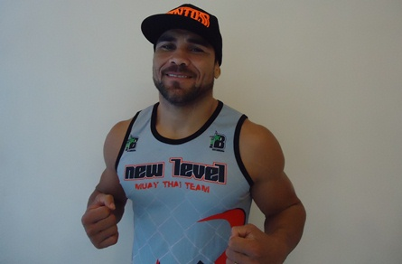 Touro vem embalado por sete vitórias consecutivas no MMA. Foto: Bruno Balacó/O POVO