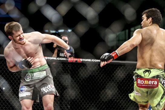 Lyoto venceu com um nocaute espetacular | Crédito: Divulgação Wander Roberto - Inovafoto - UFC