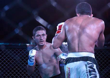 Iramar fará sua 4ª luta no Limo Fight. Foto: Divulgação