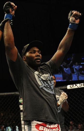 Anthony Johnson será o próximo adversário de Jon Jones | Foto: UFC/Divulgação