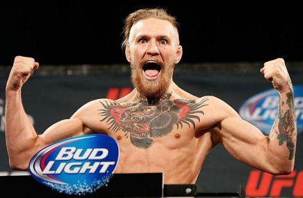 Irlandês é a nova sensação do UFC. Foto: Divulgação