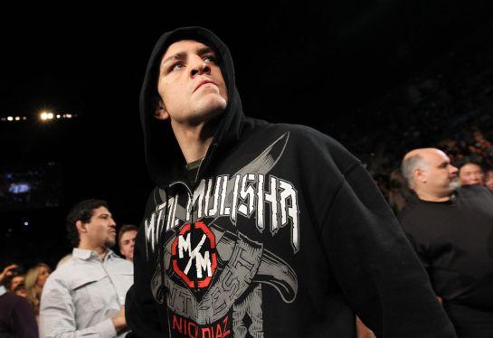 Nick Diaz | Foto: UFC/Divulgação