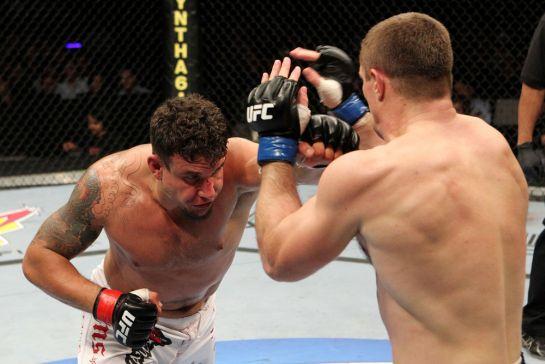 Frank Mir já foi campeão peso-pesado do UFC   Foto: divulgação/UFC