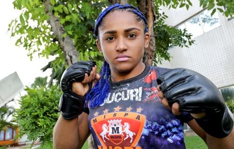 Sucuri vai em busca de sua 8ª vitória no MMA. Foto: FCO Fontenele/O POVO