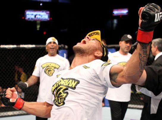 Rafael Dos Anjos faz história no UFC | Foto: UFC/ Divulgação