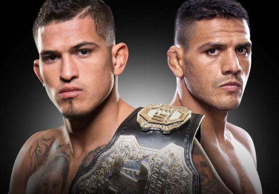 Pettis e Dos Anjos fazem a luta principal do UFC 185 | Foto: reprodução/UFC