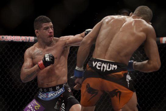 Durinho enfrenta Norman Parke no UFC em Goiânia | Foto: Alexandre Loureiro/Inovafoto