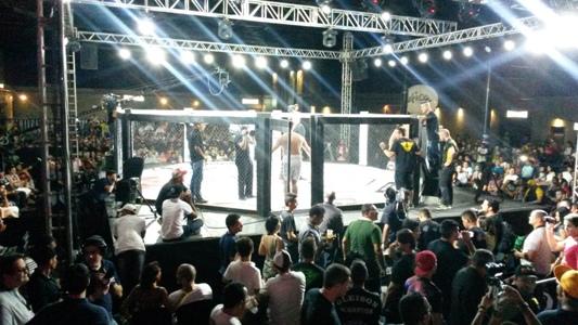 Evento contou com ótimo público na Musique. Foto: Bruno Balacó/O POVO