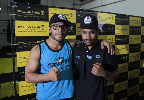 Abraão Amorim e Jeferson Rodrigues   Foto: divulgação