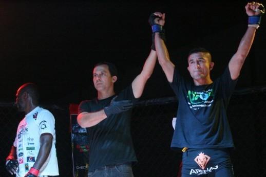 Iramar Frota venceu mais uma na carreira. Foto: Portal Zap