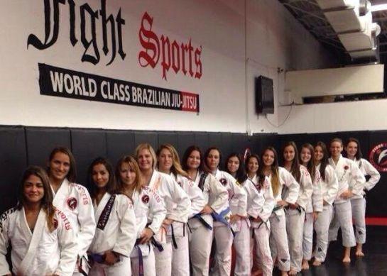 Mulheres estão dominando os tatames de jiu-jítsu | Foto: divulgação