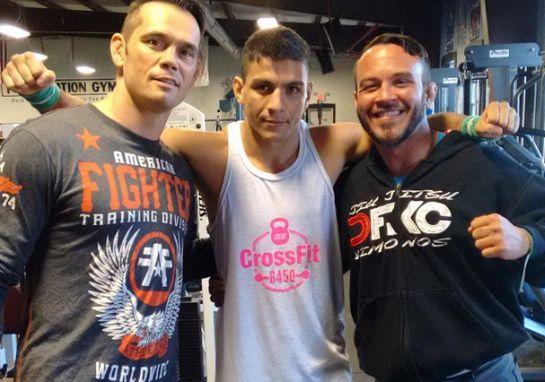 JV entre o ex-campeão do UFC, Rich Franklin, e o atleta Jorge Gurgel