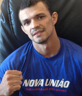 Leandro Naja tem 22 vitórias na carreira | Foto: Lucas Mota/O POVO