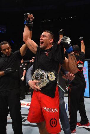 Werdum é o novo campeão linear dos pesados | Foto: UFC/Divulgação