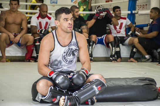 Renan Barão disputa revanche contra Dillashaw neste sábado, 25. Foto: Felipe Fiorito/Garra Comunicação