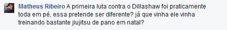Pergunta do internauta Matheus Ribeiro