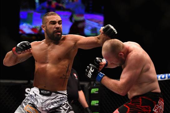 Na última luta, Thales Leites finalizou Tim Boetsch | Foto: UFC/Divulgação