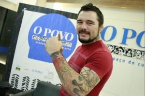 Jason vai em busca de reabilitação em Fortaleza | Foto: FCO Fontenele/O POVO