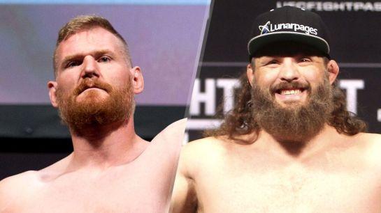 Barnett e Nelson fazem luta principal do UFC Japão | Foto: UFC/Divulgação