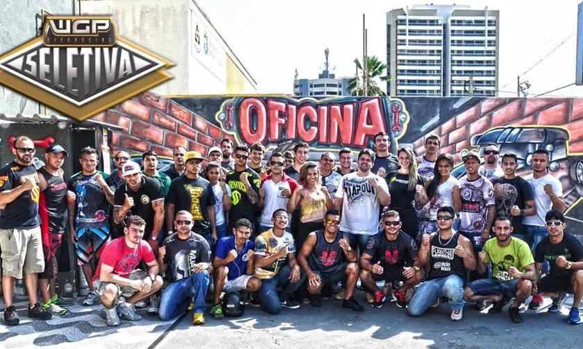 Atletas escalados para o WGP participarão de treino aberto na praia. Foto: Divulgação