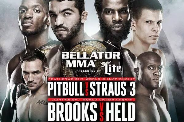 Potiguar defende seu cinturão no Bellator. Foto: Divulgação