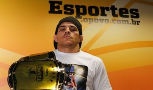 Sem Chance conquistou três cinturões recentemente. Foto: O POVO