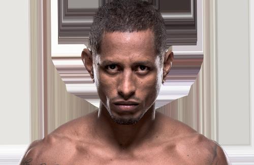 Johnny Eduardo tem 35 anos e vasta experiência no MMA. Foto: UFC/Divulgação