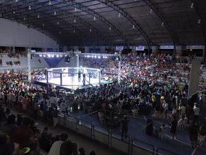 Limo Fight é considerado o maior evento do interior cearense e costuma atrair bons público. Foto: Divulgação
