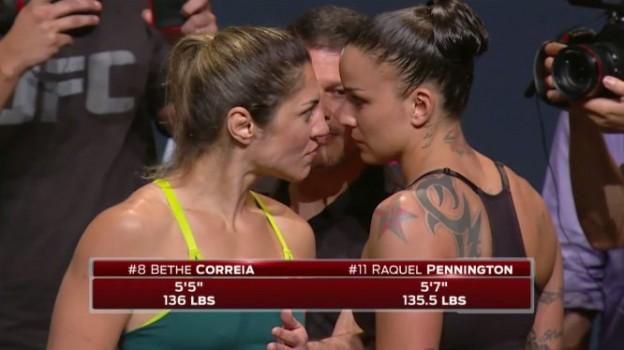 Bethe (esquerda) e seu olhar fatal. Foto: Reprodução