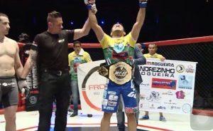 Andrezinho chegou ao título com duas finalizações. Foto: Reprodução