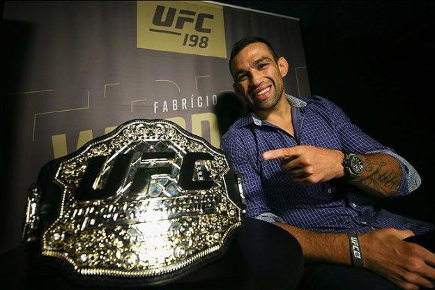 Werdum agora terá que correr para reconquistar o cinturão. Foto: Site oficial do UFC