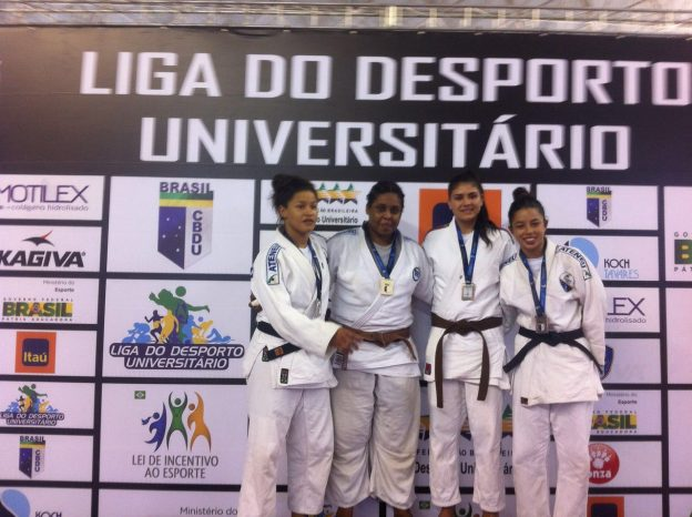 Judocas cearenses conquistam título inédito em Manaus. Foto: Divulgação