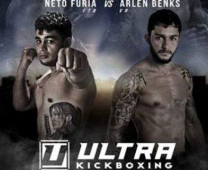 Luta principal do evento será entre Arlen Benks x Neto Fúria. Foto: Divulgação