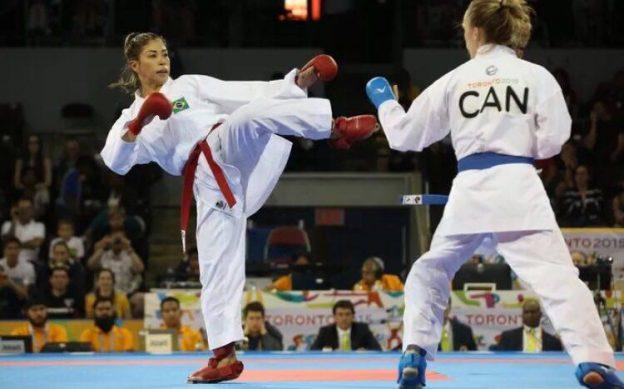 Caratê estreia nas olimpíadas em 2020. Foto: Divulgação