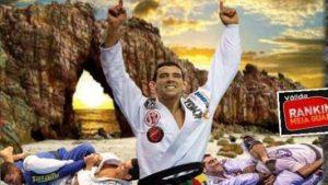 Daniel Beleza, tricampeão de jiu-jitsu, é uma das atrações do evento. Foto: banner de Divulgação