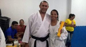 O evento é organizada pelo mestre de karatê Antônio das Chagas Silva. Foto: Arquivo Pessoal