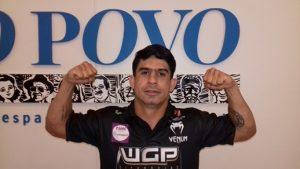 Dentão é líder da equipe Black  Thai. Foto: Bruno Balacó/O POVO