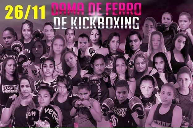 Evento terá 20 duelos femininos. Foto: Divulgação