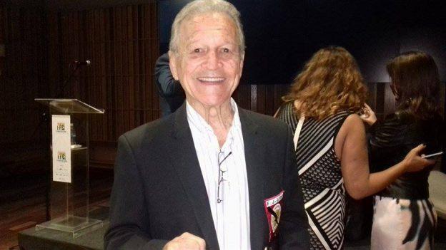 Robson Gracie é uma das principais referências do jiu-jitsu no Brasil. Foto: Bruno Balacó\O POVO.